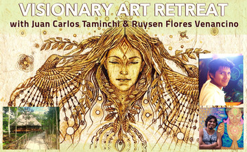 Visionary Artists' Retreat, August 10-20