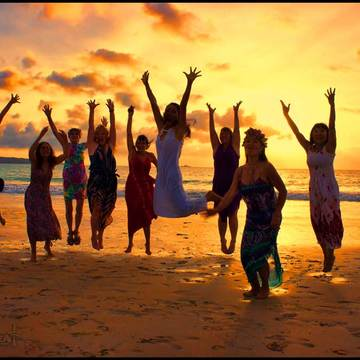 14 Day Women's Vacation with Content - Stepping Into Bliss