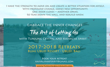 Embrace the Inner Changes - The Art of Letting Go 7-Days Workshop