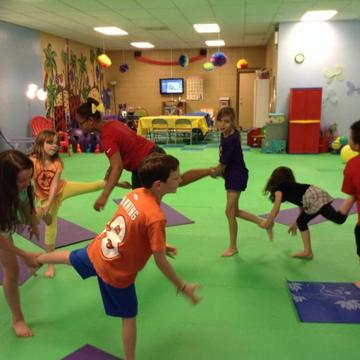 Omtastic Yoga for children and families