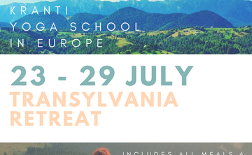 Inspiring The Teacher Transylvania Retreat