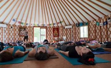 Labor Day Long Weekend : Yoga Nidra Retreat with Manu