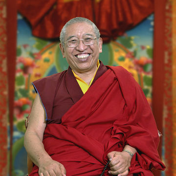 Khenpo Gangshars Mind Transmissions and Chakrasamvara Empowerment