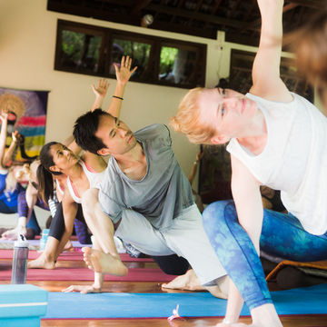 School of Sacred Arts 200 Hour Yoga Teacher Training in Bali