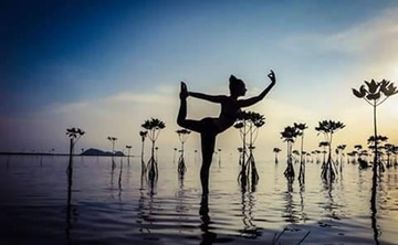 Yoga 200 Hour Teacher Training Course ALL INCLUSIVE - One Month on the Tropical Island of Phangan
