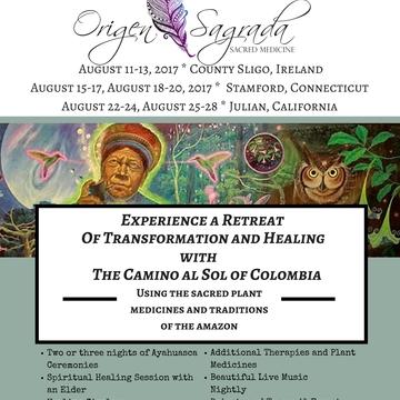 Ayahuasca Healing Retreat Julian, CA