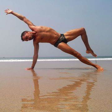 Yoga for men in south india, yoga, massage and welness