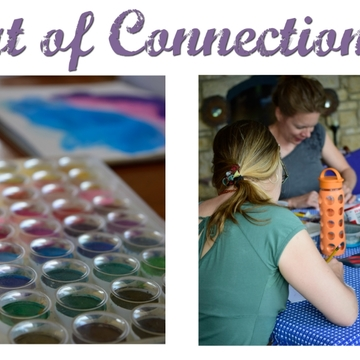"""Art of Connection"" Mini-Retreat"