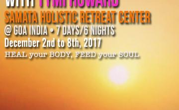 Yoga Retreat with Tymi Howard