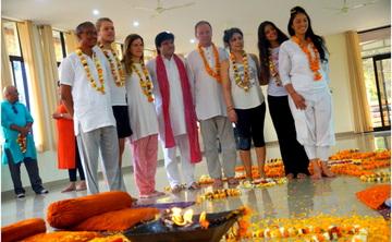 200 Hours Vinyasa Yoga Teacher Training Course in Rishikesh, India