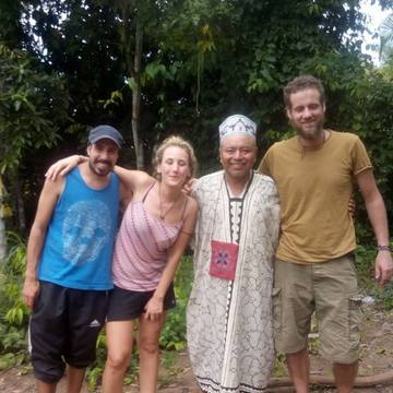 Ayahuasca Retreat Amazon Jungle Peru (20 Aug 2017)