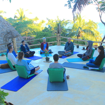 Personal Transformation Retreat / Holistic Breathwork™ Practitioner  Certification Course Level 1 in Yelapa, Mexico Aug 2 – Aug 8