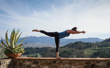 Tuscan Countryside Yoga + Adventure Retreat (October 2017)