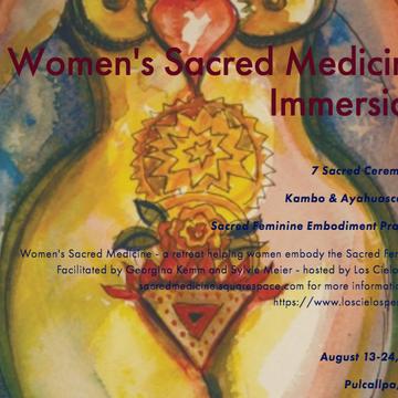Woman's Sacred Medicine Retreat
