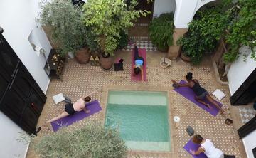 Yoga Retreat Marrakech - Marocco (ongoing)