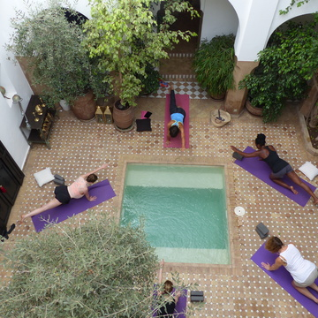 Yoga Retreat Marrakech - Marocco (Dec 2017)