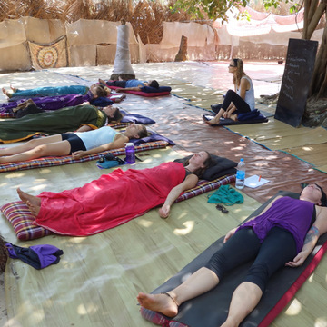 Certified Yoga Nidra Teacher Training