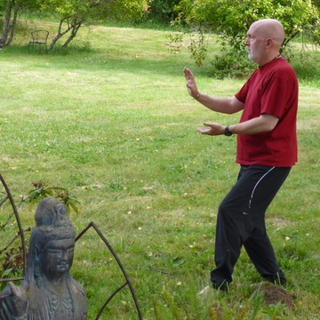 Qigong Workshop: Movement, Energy & Meditation – December 2017