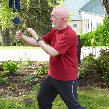 Qigong Retreat: Movement, Energy & Meditation – Sept. 2017