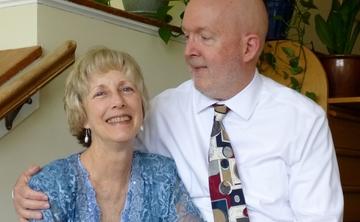 Miriam & David's wedding