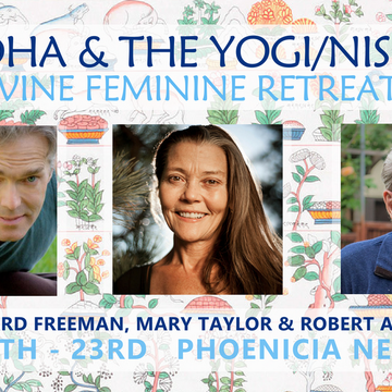 Buddha & the Yogis: the Divine Feminine