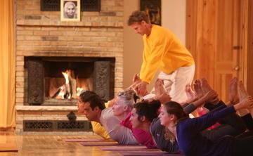 Vacances de Yoga / Yoga Vacation