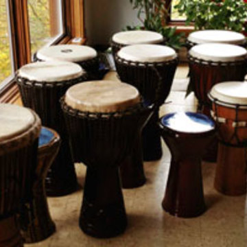 Chants Sacrés et Percussions / Sacred Chants and Drumming