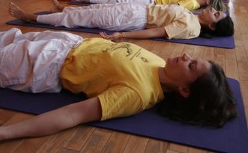 Fin de Semaine de Relaxation Profonde / Relaxation Weekend