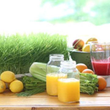 Jeûne à Base de Jus et Détoxification / Fall Juice Fasting and Detox Weekend
