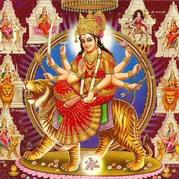 Navaratri, les 9 Nuits de la Mère Divine