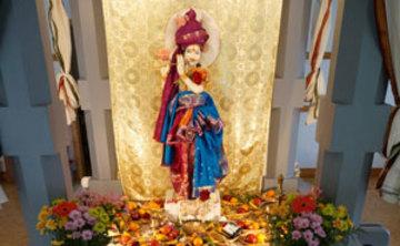 Anniversaire du Temple Krishna