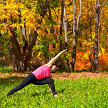 Autumn Recharge – Yoga & Wellness – 2 day