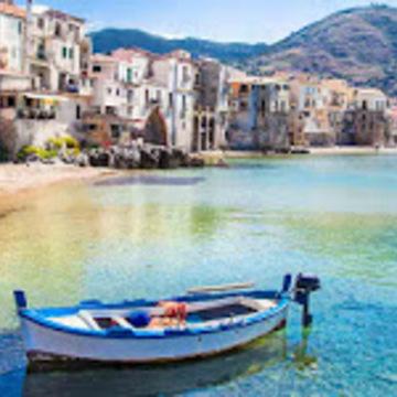 Yoga retreat Sicily, Italy (Jul 2017)