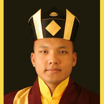 His Holiness Gyalwang Karmapa