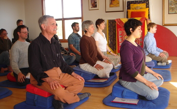 Shambhala Meditation Weekthun