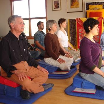 Shambhala Meditation Weekthun