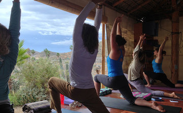 Baja 16 Day 200 hr Yoga Teacher Training – November