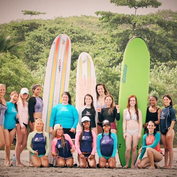 Surf Bikini Retreat