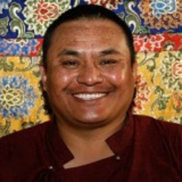 His Eminence Gyaldak Rinpoche