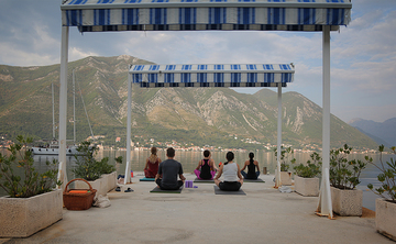 Balance Your Chakras - 8 days Yoga and Meditation Retreat in Montenegro