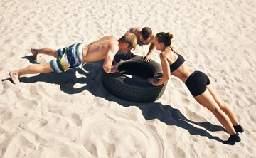 10 Day California Fitness Retreat