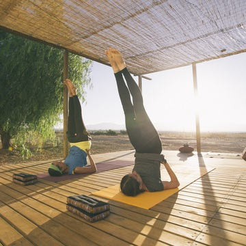 All included 7 nights/8 days Meditation and Yoga Retreat in Spain near Granada, Andalucia