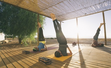 All included Christmas Yoga & Meditation Retreat 5 nights/6 days in Spain near Granada, Andalucia