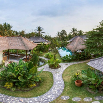 Yoga, Culture and Balinese New Year with Erika Trice