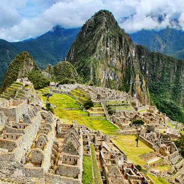 Journey to self, New Years in Peru
