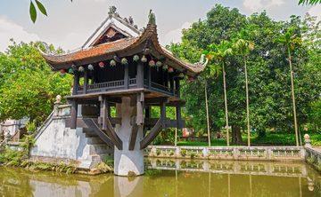 Peace Lies Within: Vietnam & Cambodia Yoga Adventure
