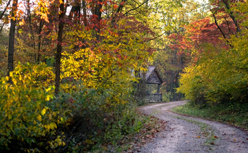 Hocking Hills Late Fall Retreat