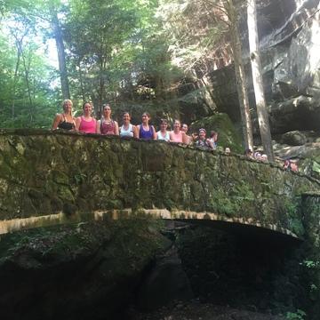 Hocking Hills Summer Retreat