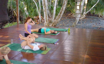 Yoga Bliss Vacation Package in Costa Rica