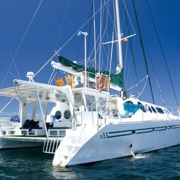 Galapagos Sail Catamaran